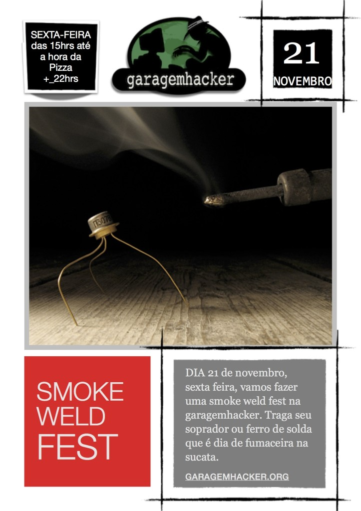 Festa da Fumaça e Solda